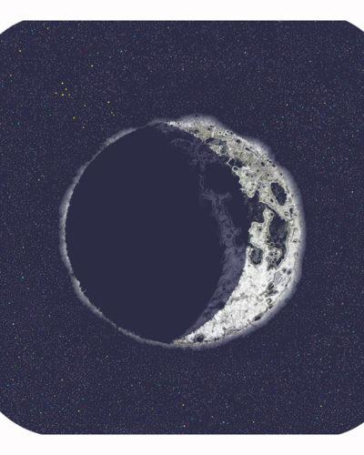 La luna di Lorenzo Carlini