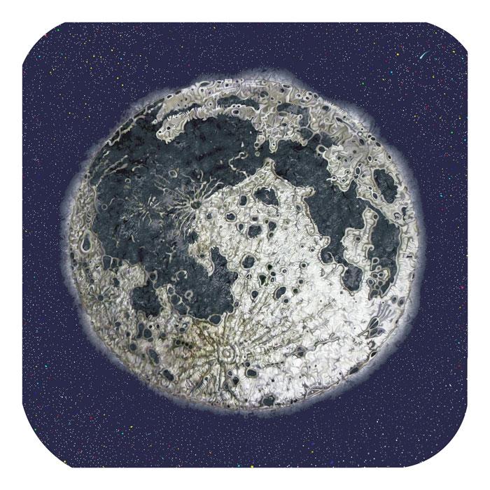 La luna di Tiago Polichetti