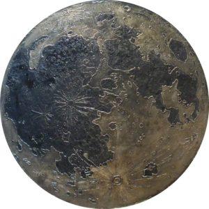 Moon diametro cm 125
