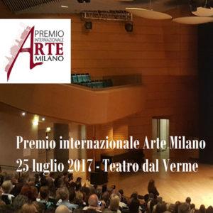Premio Internazionale Milano Arte 2017